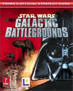 Galactic Battlegrounds: Prima's Official Strategy Guide (06.11.2001)
