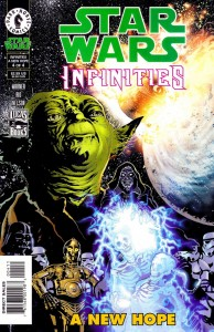 Infinities: A New Hope #4
