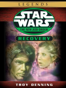 The New Jedi Order: Recovery (2014, eBook, Legends-Cover)