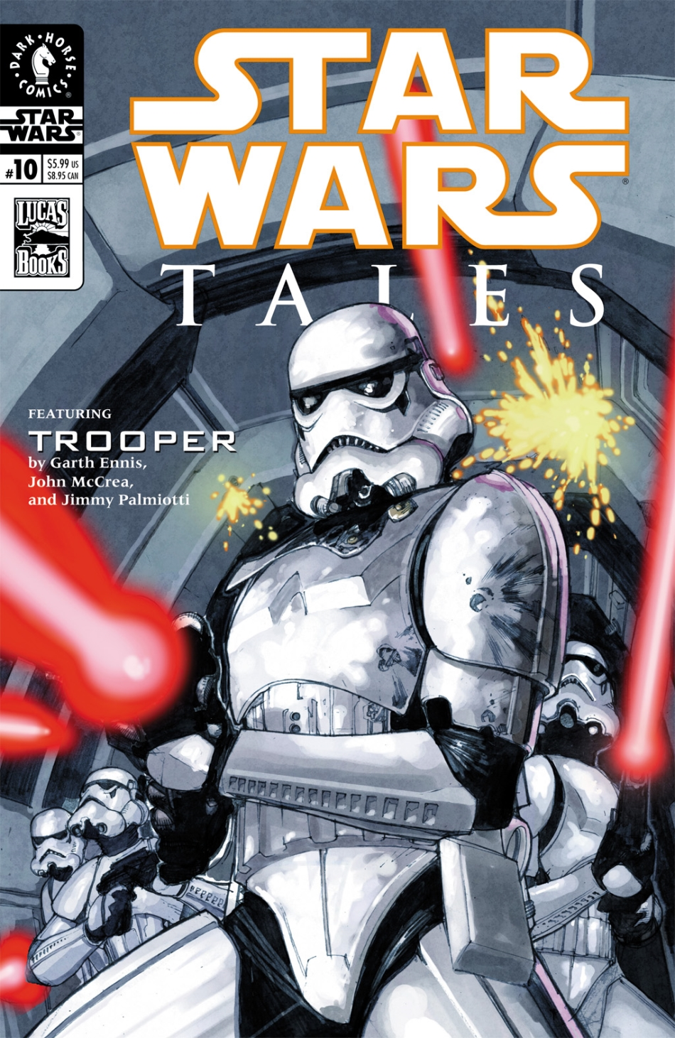 Star Wars Tales #10 (12.12.2001)