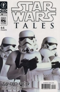 Star Wars Tales #10 (Photo Cover)