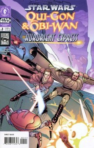 Qui-Gon and Obi-Wan: The Aurorient Express #1