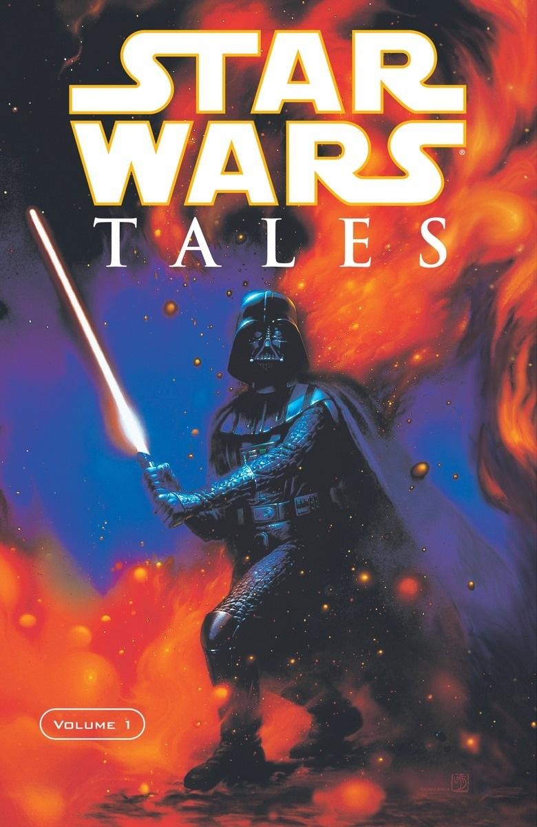 Star Wars Tales Volume 1 (20.02.2002)