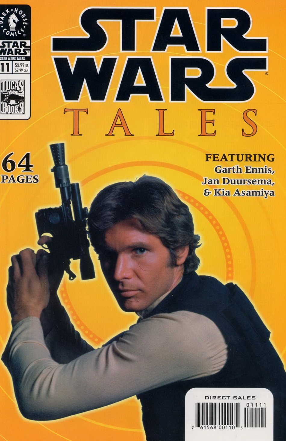 Star Wars Tales #11 (Photo Cover)