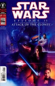 Episode II: Attack of the Clones #1 (24.04.2002)