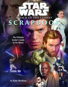 Star Wars: Attack of the Clones Scrapbook (23.04.2002)