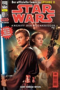 Star Wars: Episode II Special #1 (01.04.2002)