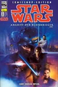 Star Wars: Episode II Special #1 (Comicshop-Edition) (01.04.2002)