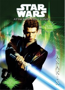 Attack of the Clones: Anakin and Amidala - Movie Scenes to Color (23.04.2002)