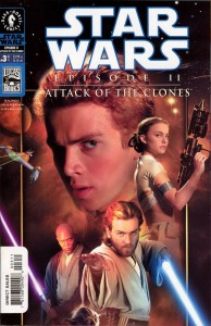Episode II: Attack of the Clones #3 (Photo Cover) (01.05.2002)