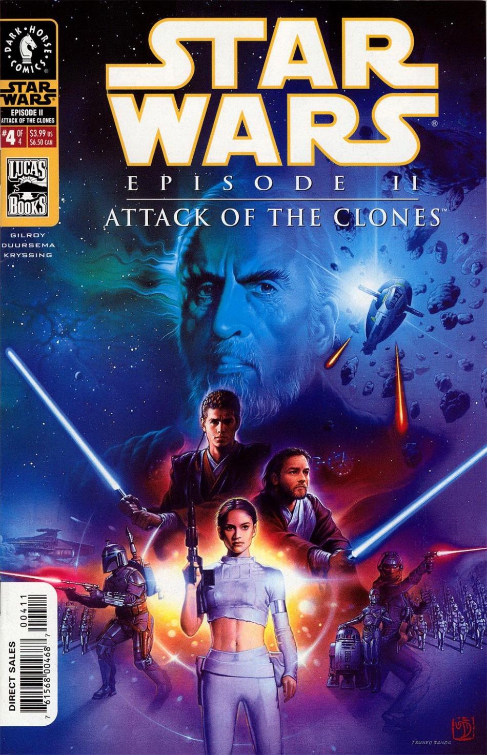 Episode II: Attack of the Clones #4 (08.05.2002)