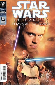 Episode II: Attack of the Clones #4 (Photo Cover) (08.05.2002)