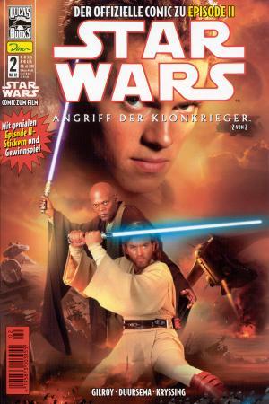Star Wars: Episode II Special #2 (15.04.2002)