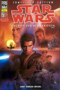 Star Wars: Episode II Special #2 (Comicshop-Edition) (15.04.2002)