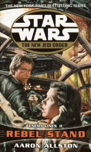 The New Jedi Order 12: Enemy Lines II: Rebel Stand (2002, Paperback)