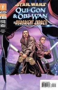 Qui-Gon and Obi-Wan: The Aurorient Express #2