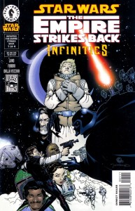 Infinities: The Empire Strikes Back #1