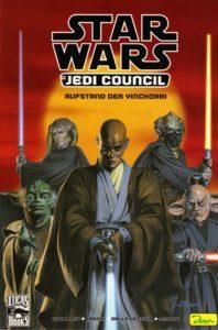 Sonderband #10: Jedi Council: Aufstand der Yinchorri