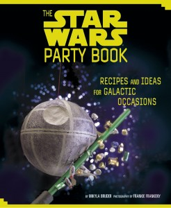 The Star Wars Party Book: Recipes and Ideas for Galactic Occasions (01.07.2002)