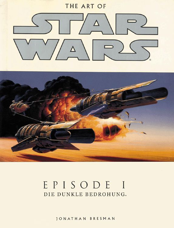 The Art of Star Wars: Episode I – Die dunkle Bedrohung (01.09.2002)