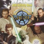 Jedi Fabric Patch Activity Book (08.10.2002)