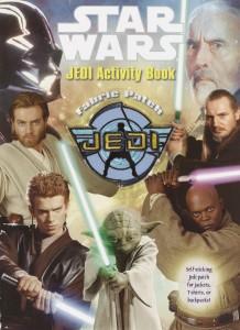 Jedi Fabric Patch Activity Book (08.10.2002)