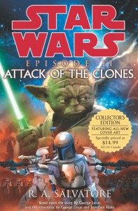 Star Wars Episode II: Attack of the Clones (Collector's Edition) (2002, Hardcover)