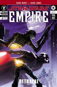 Empire #3: Betrayal, Part 3 (13.11.2002)