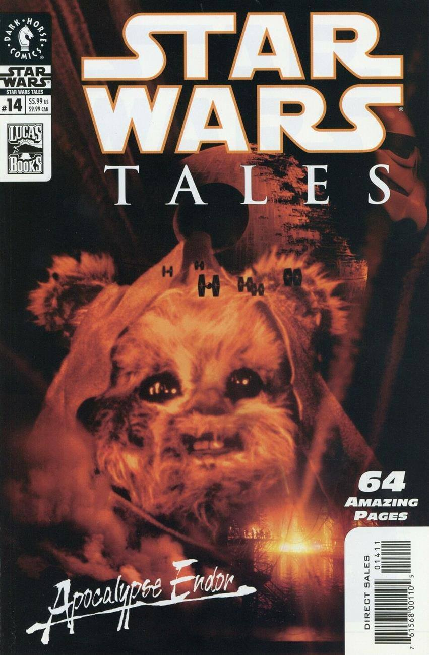 Star Wars Tales #14 (Photo Cover)