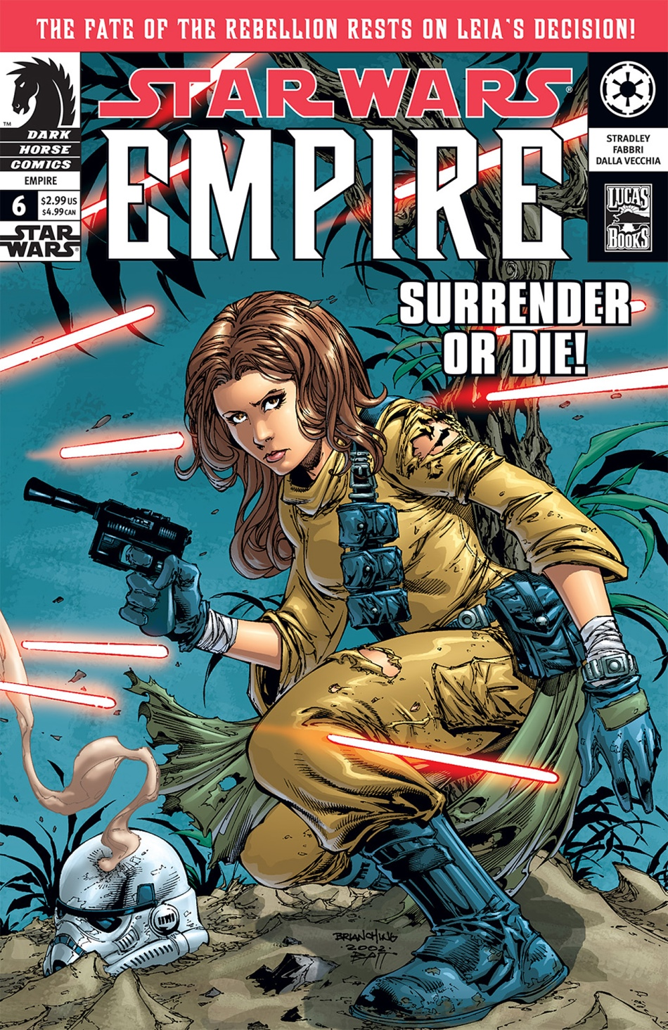 Empire #6: Princess... Warrior, Part 2 (05.03.2003)