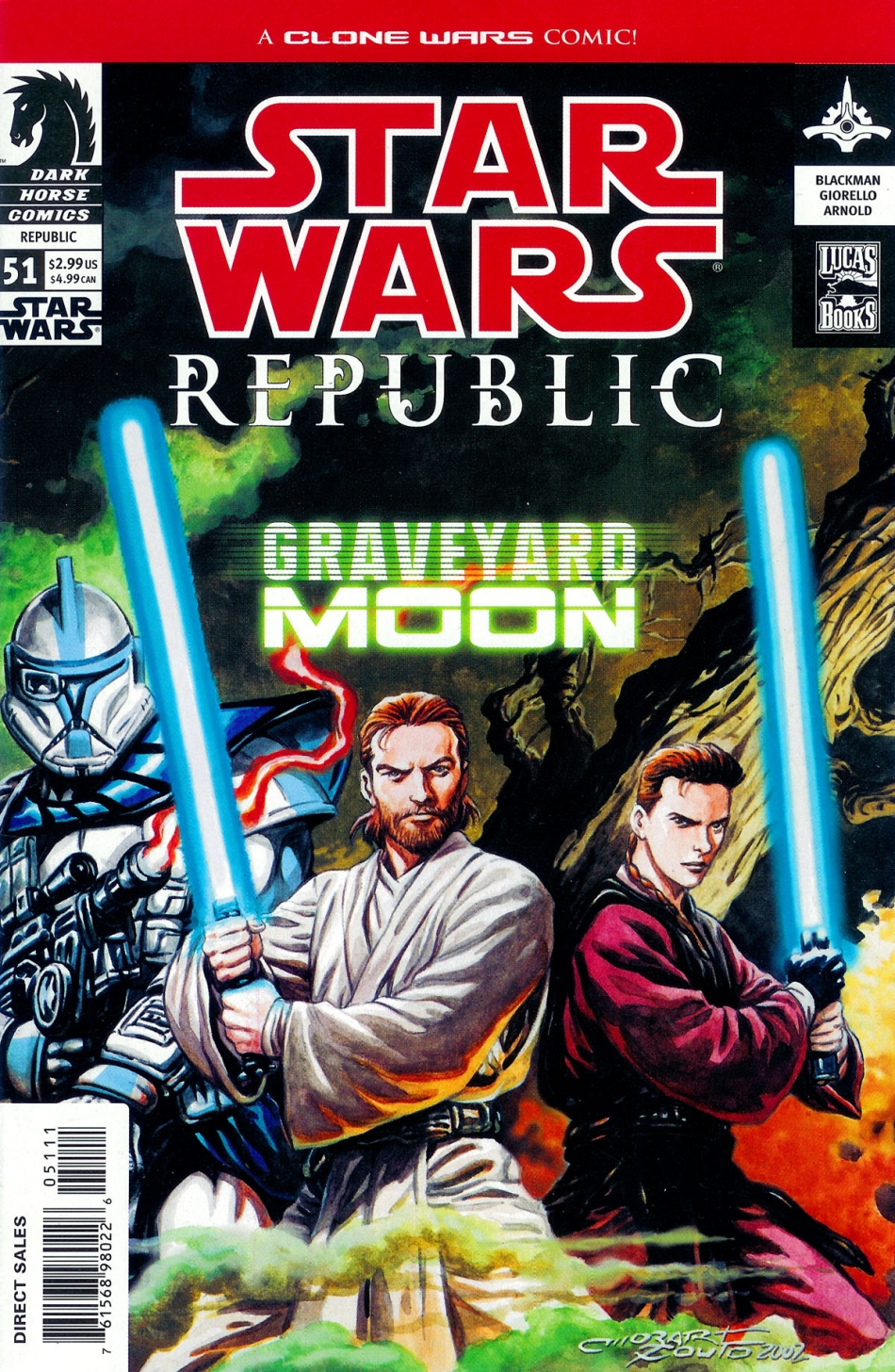 Republic #51: The New Face of War, Part 1 (19.03.2003)