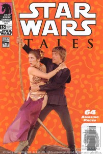 Star Wars Tales #15 (Photo Cover)
