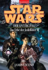Das Erbe der Jedi-Ritter 4: Der Untergang (2003, Paperback, 1. Auflage)