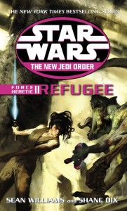 The New Jedi Order 16: Force Heretic II: Refugee (29.04.2003)