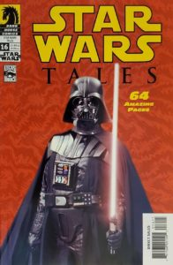 Star Wars Tales #16 (Photo Cover)