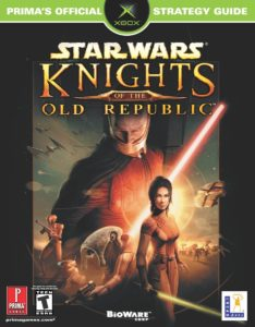 Knights of the Old Republic: Prima's Official Xbox Strategy Guide (22.07.2003)