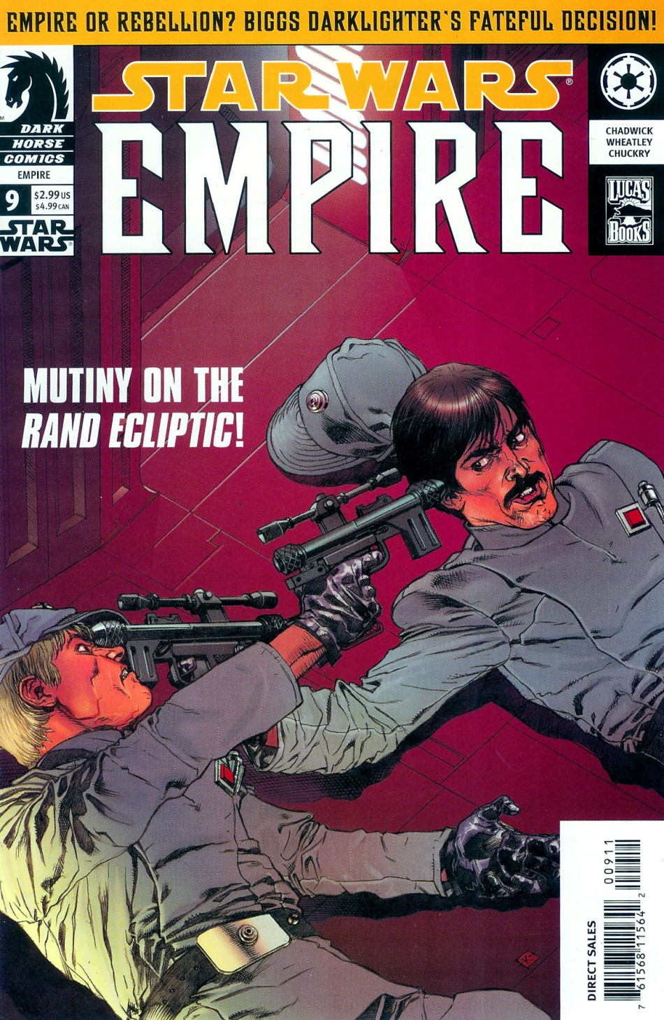 Empire #9: Darklighter, Part 2 (02.07.2003)