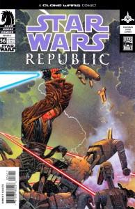 Republic #56: The Battle of Jabiim, Part 2 (30.07.2003)