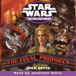 The New Jedi Order 18: The Final Prophecy (2003, CD)