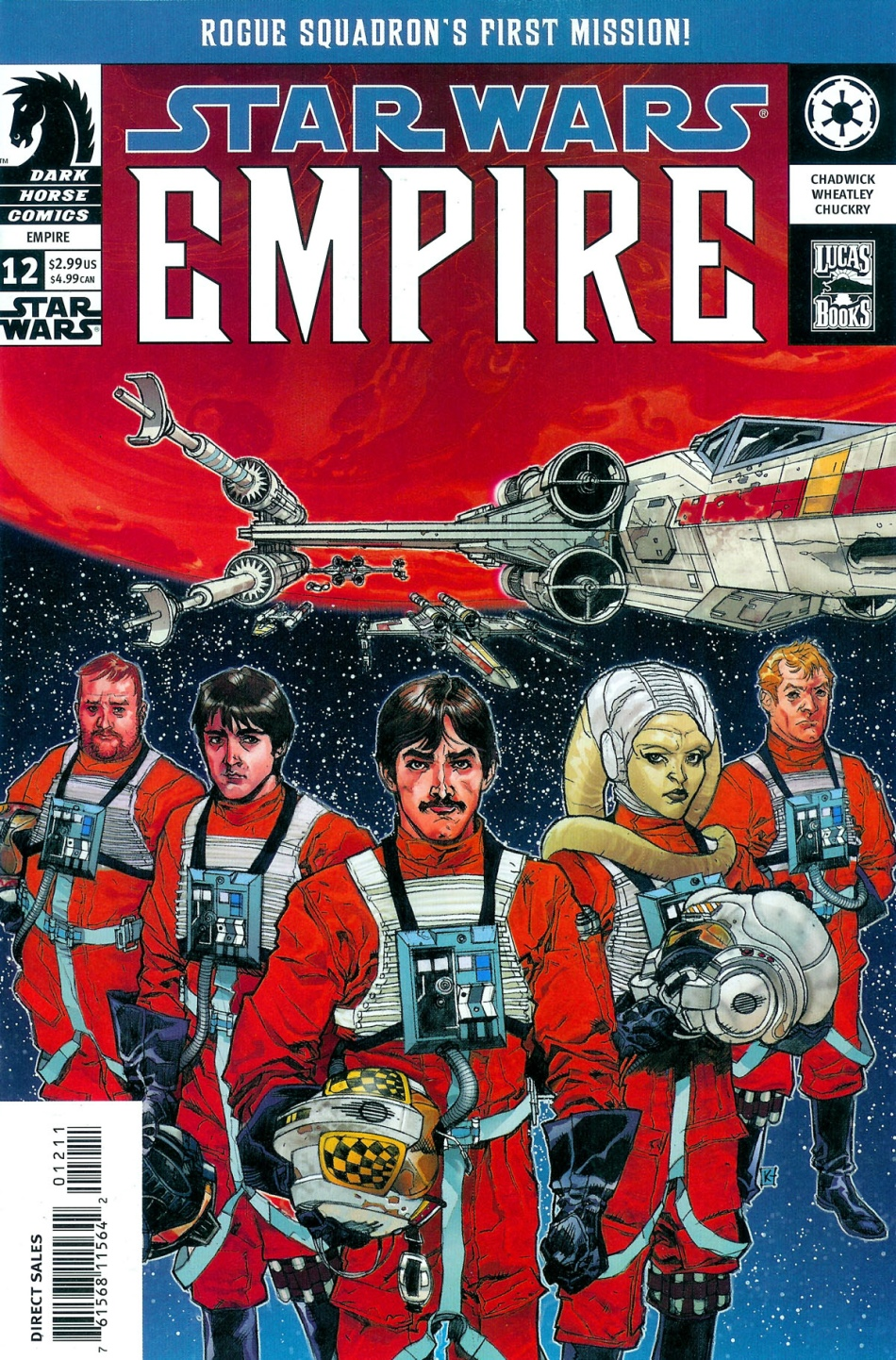 Empire #12: Darklighter, Part 3 (22.10.2003)