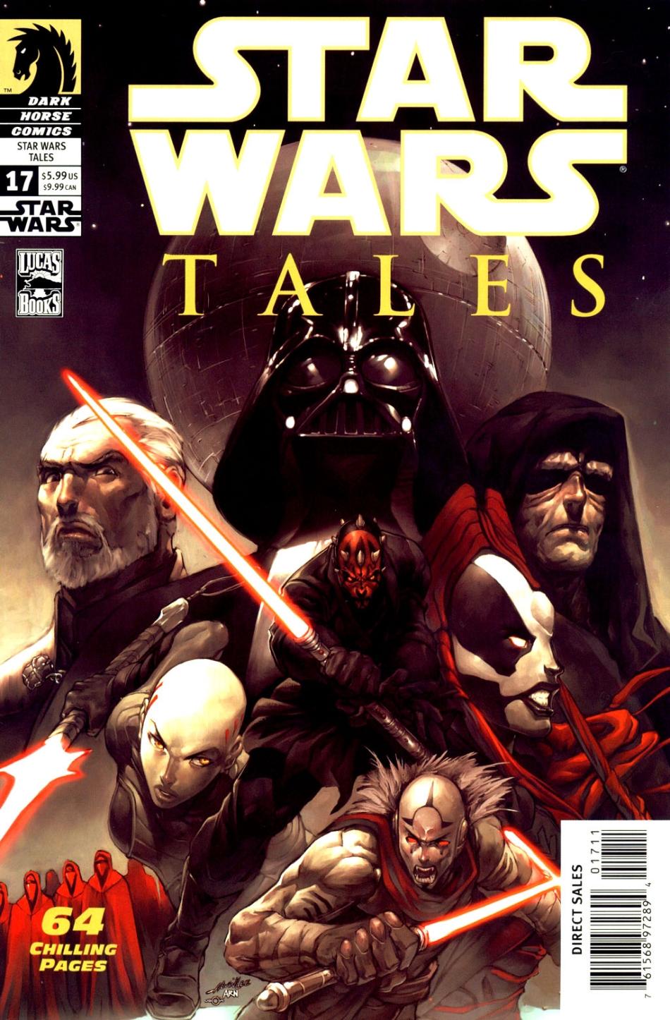 Star Wars Tales #17 (01.10.2003)
