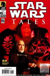 Star Wars Tales #17 (Photo Cover)