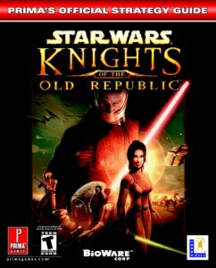 Knights of the Old Republic: Prima's Official PC Strategy Guide (25.11.2003)
