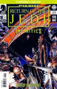 Infinities: Return of the Jedi #1