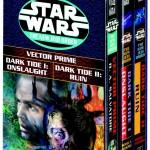 The New Jedi Order 1-3 Box Set (Sammelschuber)