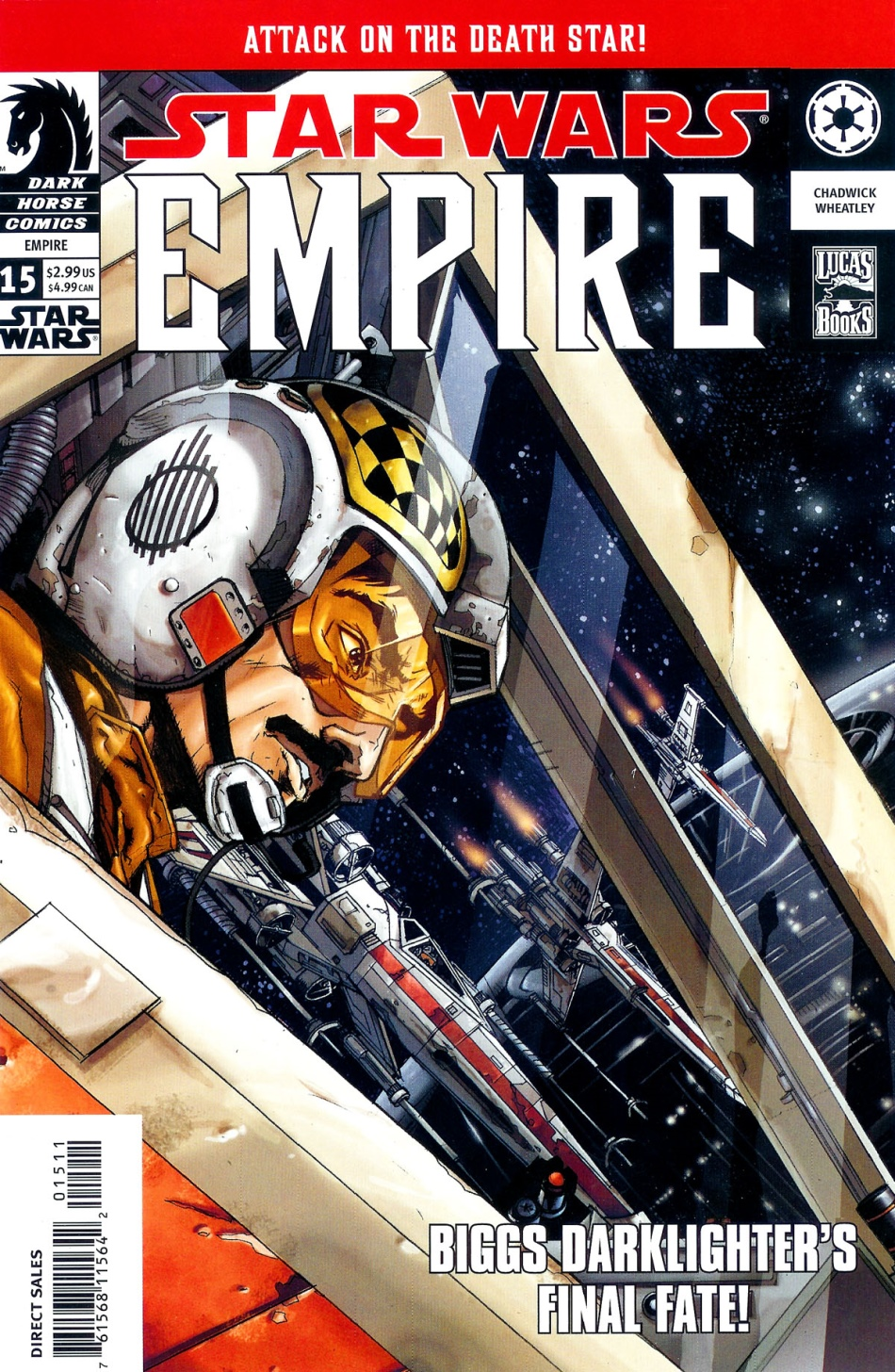 Empire #13: Darklighter, Part 4 (24.12.2003)