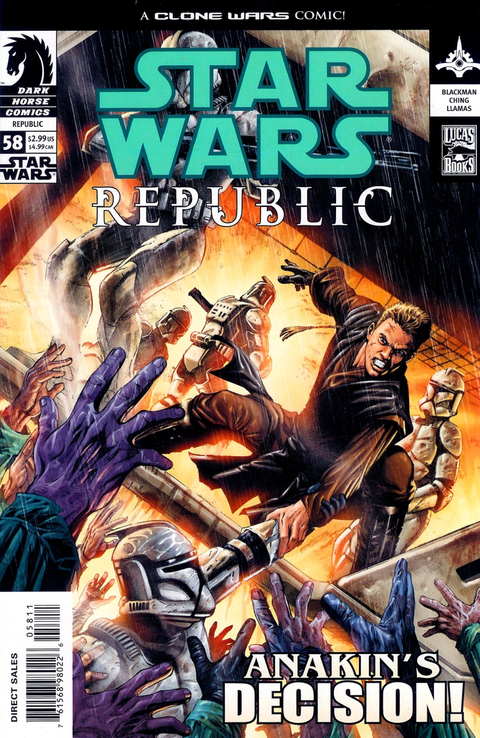 Republic #58: The Battle of Jabiim, Part 4 (17.12.2003)