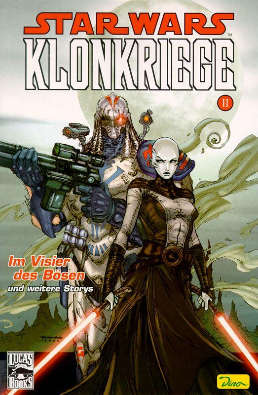 Sonderband #19: Klonkriege II: Im Visier des Bösen (25.02.2004)