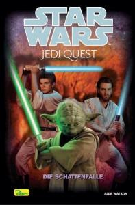 Jedi Quest 7: Die Schattenfalle (18.03.2004)