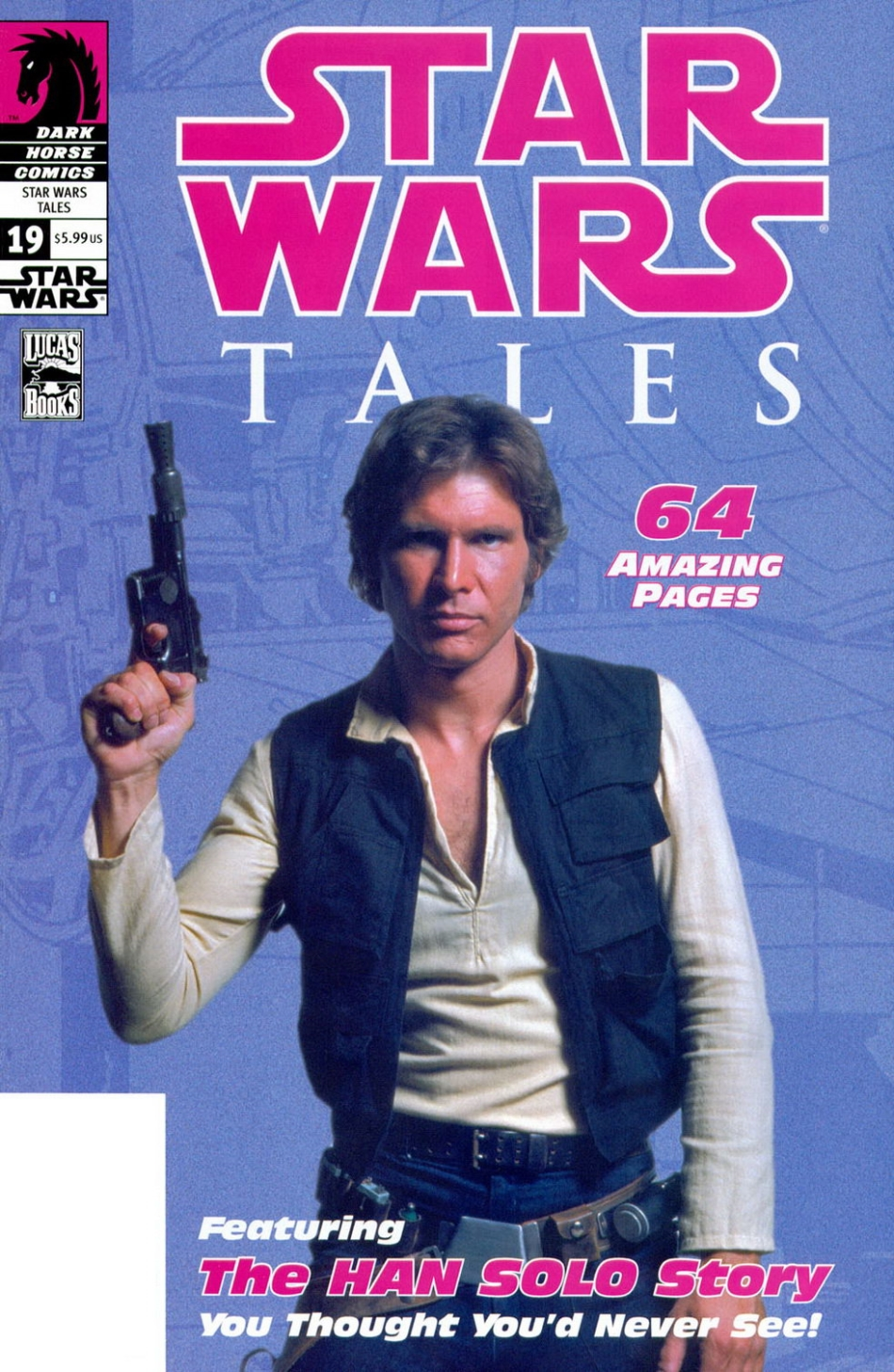 Star Wars Tales #19 (Photo Cover)